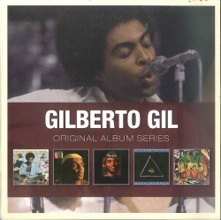 Gilberto Gil : Original Album Series