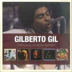 Gilberto Gil : Original Album Series