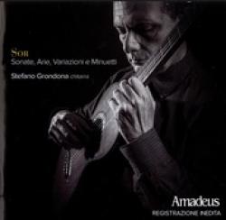 Sonate, arie, variazioni e minuetti [Audioregistrazione]