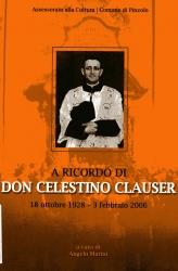 A ricordo di don Celestino Clauser