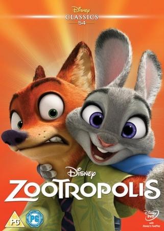 Zootropolis [Videoregistrazione]