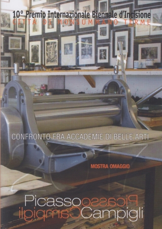 10. Premio internazionale biennale d'incisione Città di Monsummano Terme