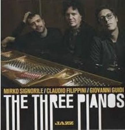 The three pianos