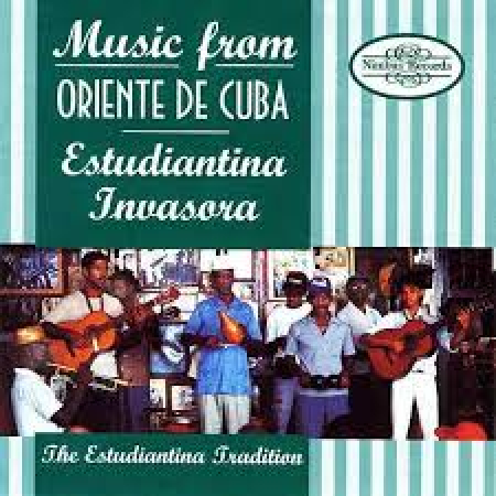 Music from oriente de Cuba [Audioregistrazione]