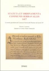 Statuta et ordinamenta Communis Serravallis, 1417