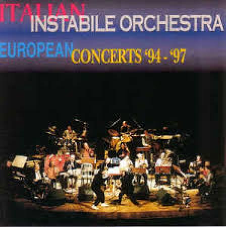 European concerts '94-'97 [Audioregistrazione]