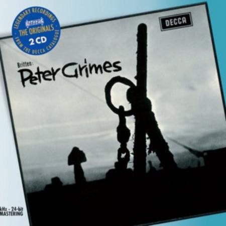 Peter Grimes [Audioregistrazione]