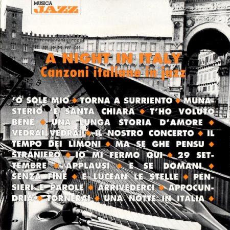 A night in Italy_canzoni italiane in jazz
