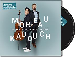 12: Franck, La Tombelle, Poulenc