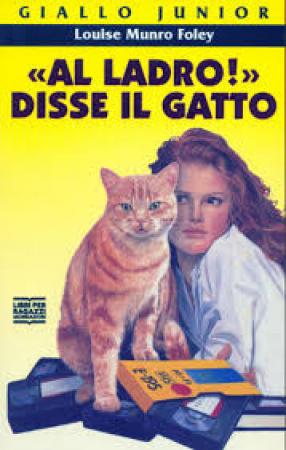 """""""Al ladro!"""" disse il gatto"""