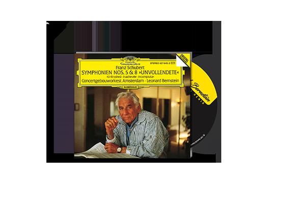 """Symphonien nos. 8 & 5 """"Unvollendete"""""""