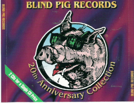 Blind Pig Records 20th Anniversary Collection