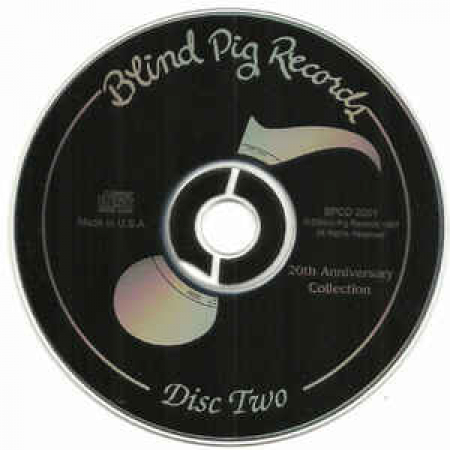 2: Blind Pig Records 20th Anniversary Collection