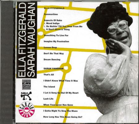 Ella Fitzgerald & Sarah Vaughan