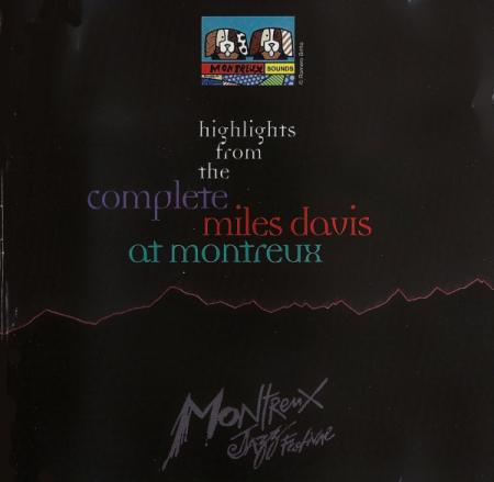Highlights from the complete Miles Davis at Montreaux