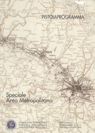Relazioni organizzative e rapporti con il territorio nell'area metropolitana Firenze-Prato-Pistoia