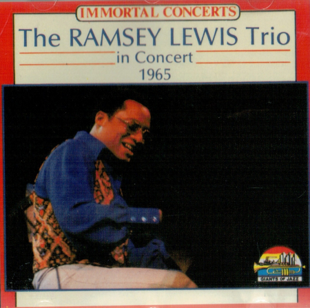 The Ramsey Lewis trio in concert