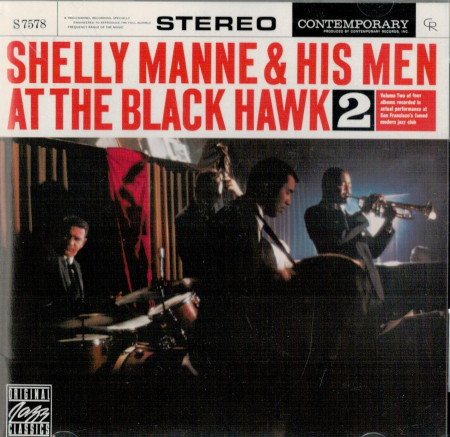 2: Shelly Manne & his man at the Black Hawk