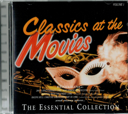 Classics at the movies : the essential collection. Volume 1