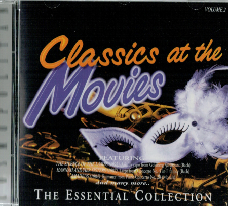 Classics at the movies : the essential collection. Volume 2