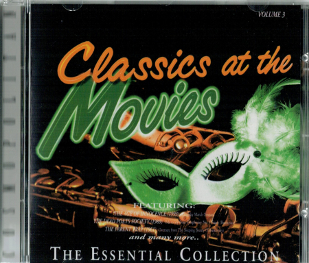 Classics at the movies : the essential collection. Volume 3