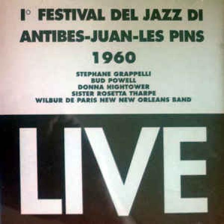 1. festival del jazz di Antibes-Juan-Les Pins live