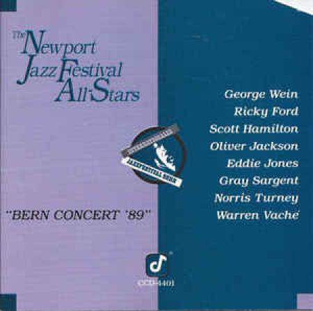 The Newport Jazz Festival All stars