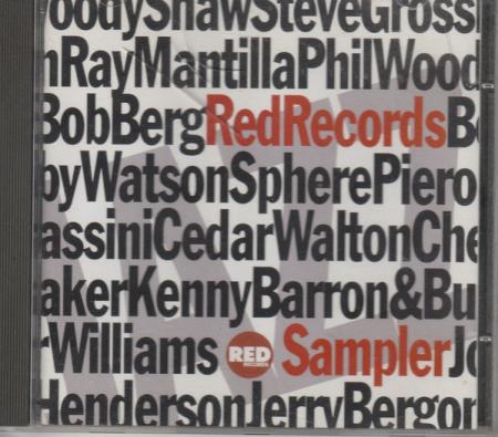 Red records Jazz sampler