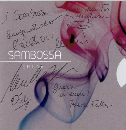 Sambossa E.P. live
