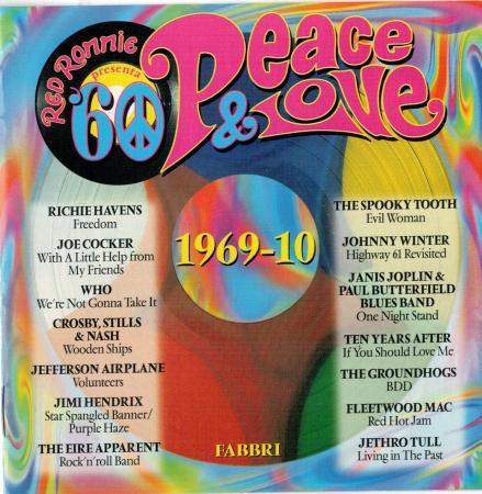 Peace & Love '60