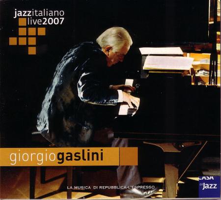 Giorgio Gaslini [Audioregistrazione]