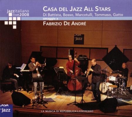Omaggio a Fabrizio De Andrè [Audioregistrazione]