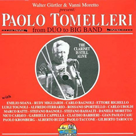 Paolo Tomelleri from duo to big band