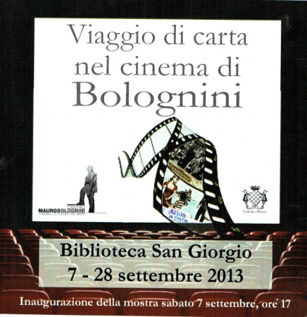 Viaggio di carta nel cinema di Bolognini