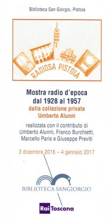 Radiosa Pistoia
