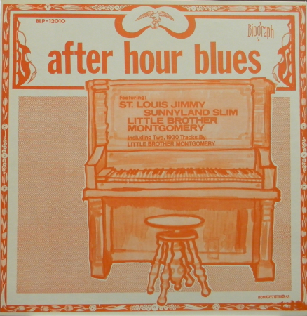 After Hour Blues 1949