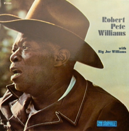 Robert Pete Williams With Big Joe Williams