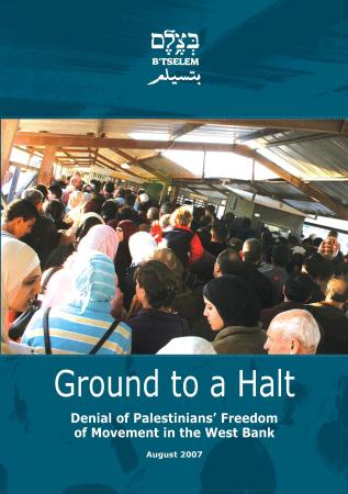 Ground to a halt
