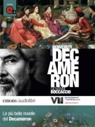 Alessandro Benvenuti legge Le più belle novelle del Decameron [Audioregistrazione]