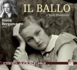 Sonia Bergamasco legge Il ballo [Audioregistrazione]
