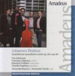 Quartetti per pianoforte e archi op. 26 e op. 60