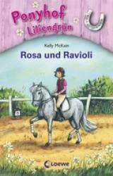 Rosa und Ravioli