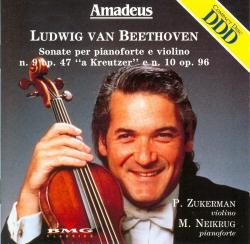 Sonate fur klavier und violine n. 9, op. 47 e n. 10 op. 96