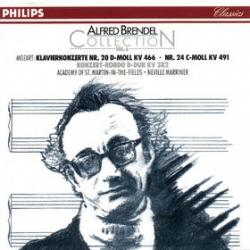 Konzert fur Klavier und Orchester Nr. 20 d-moll KV 466