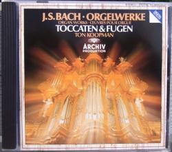 Toccata und Fugue d-moll, BWV 565