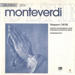 Vespro della Beata Vergine [Audioregistrazione]