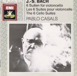 6 suiten fur violoncello [Audioregistrazione]
