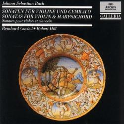 Sonaten für Violine und Cembalo