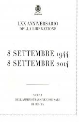 LXX Anniversario della Liberazione
