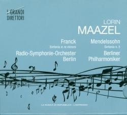 Franck ; Mendelssohn